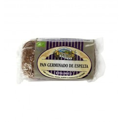 PAN GERMINADO ESPELTA 400G ECO EVERFRESH