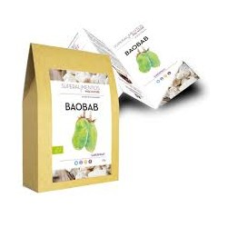 BAOBAB SUPERFRUIT 125G WISE NATURE