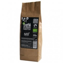 CAFE GRANO TOSTADO 250G ECO 100%NAT ALTER3