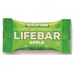 BARRITA MINI MANZANA S/G 25G ECO LIFEFOOD
