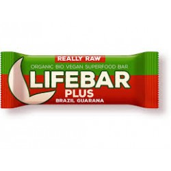 BARRITA PLUS BRAZIL GUARANA S/G 47G ECO LIFEFOOD