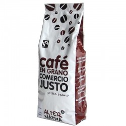 CAFE GRANO TOSTADO 100% NAT. 1KG ECO ALTER3