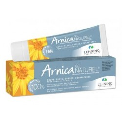 ARNICA GEL TUBO 50ML LEHNING