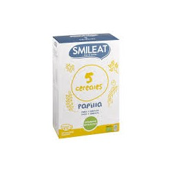 PAPILLA 5 CEREALES 230G ECO SMILEAT