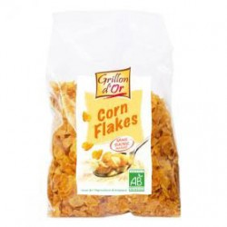 CORN FLAKES 500G ECO GRILLON DOR