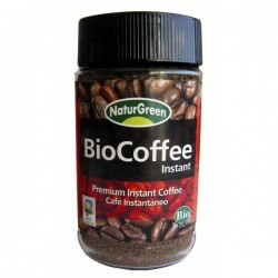 BIOCOFFEE SOLUBLE 100G ECO NATURGREEN