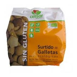 CELISOR SURTIDO GALLETAS ECO 200G ECO SORIA NATURAL