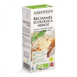 BECHAMEL ARROZ 200ML ECO AMANDIN